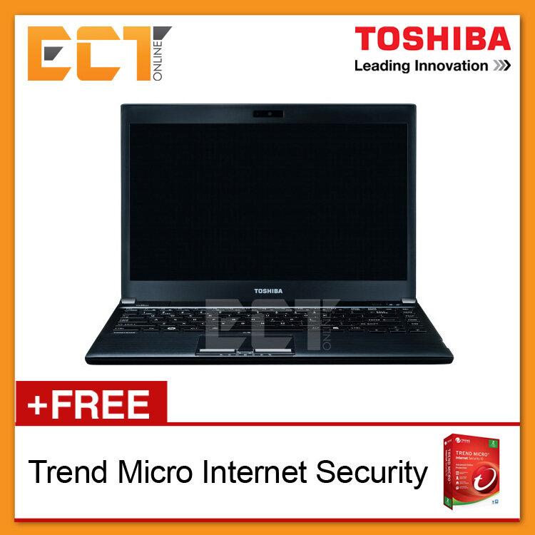 (Refurbished) Toshiba Portege R830 Ultrabook (i5-2520M 3.20Ghz,250GB,4GB,13.3,W7P) Malaysia