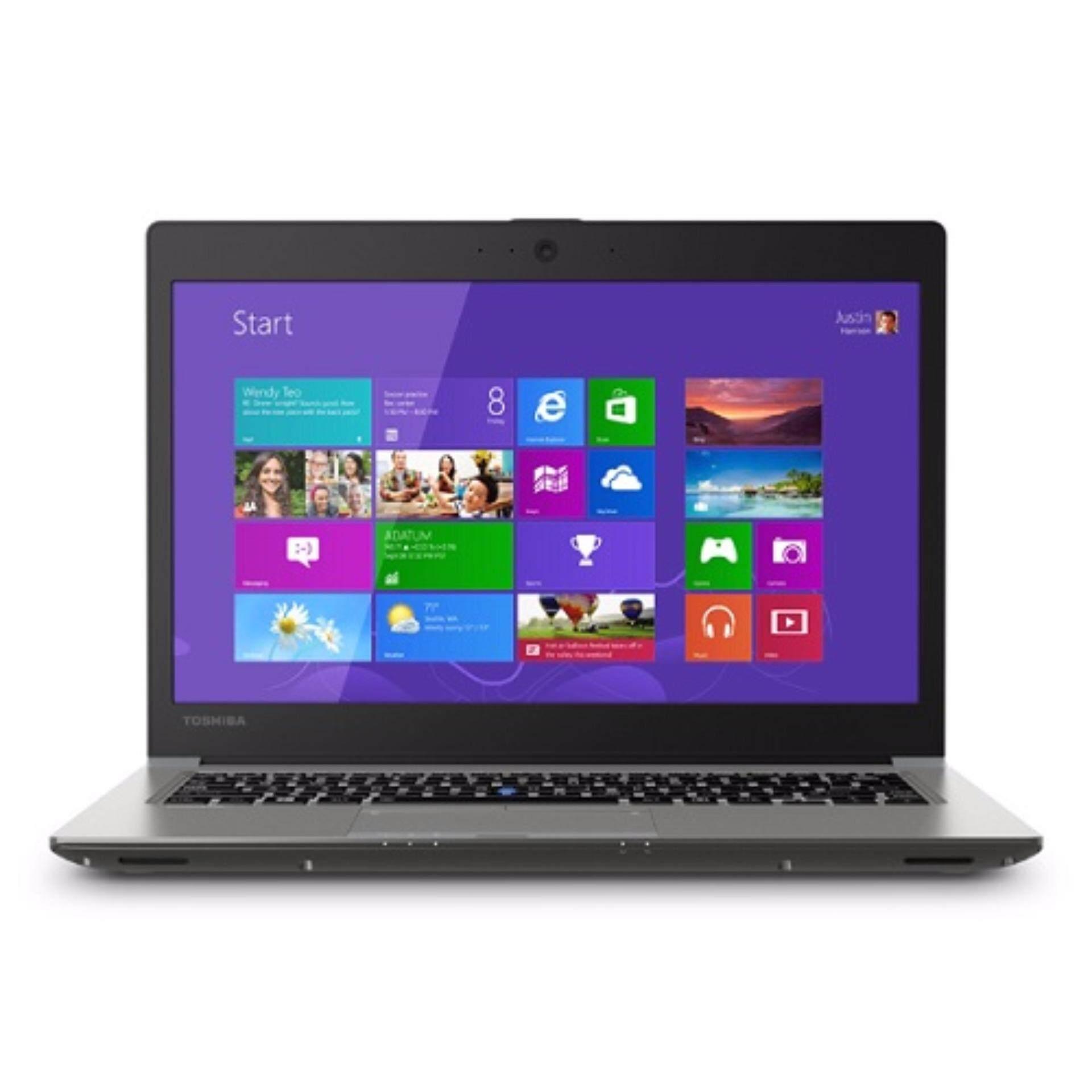 Refurbished Toshiba Portege Z30-A Laptop / 13.3 Inch / Intel i7 / 8GB RAM / 512GB SSD / Win 10 Malaysia