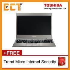 (Refurbished) Toshiba Portege Z930 Ultrabook (i5-3427U 2.80Ghz,128GB SSD,4GB,13.3,W7P) Malaysia