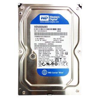 (REFURBISHED) WD Western Digital 500GB 3.5 Inch Internal Hard Drive