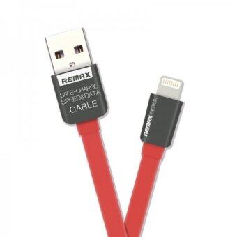 Harga Remax King Kong Safe Charge Lightning Cable 1000mm - Red