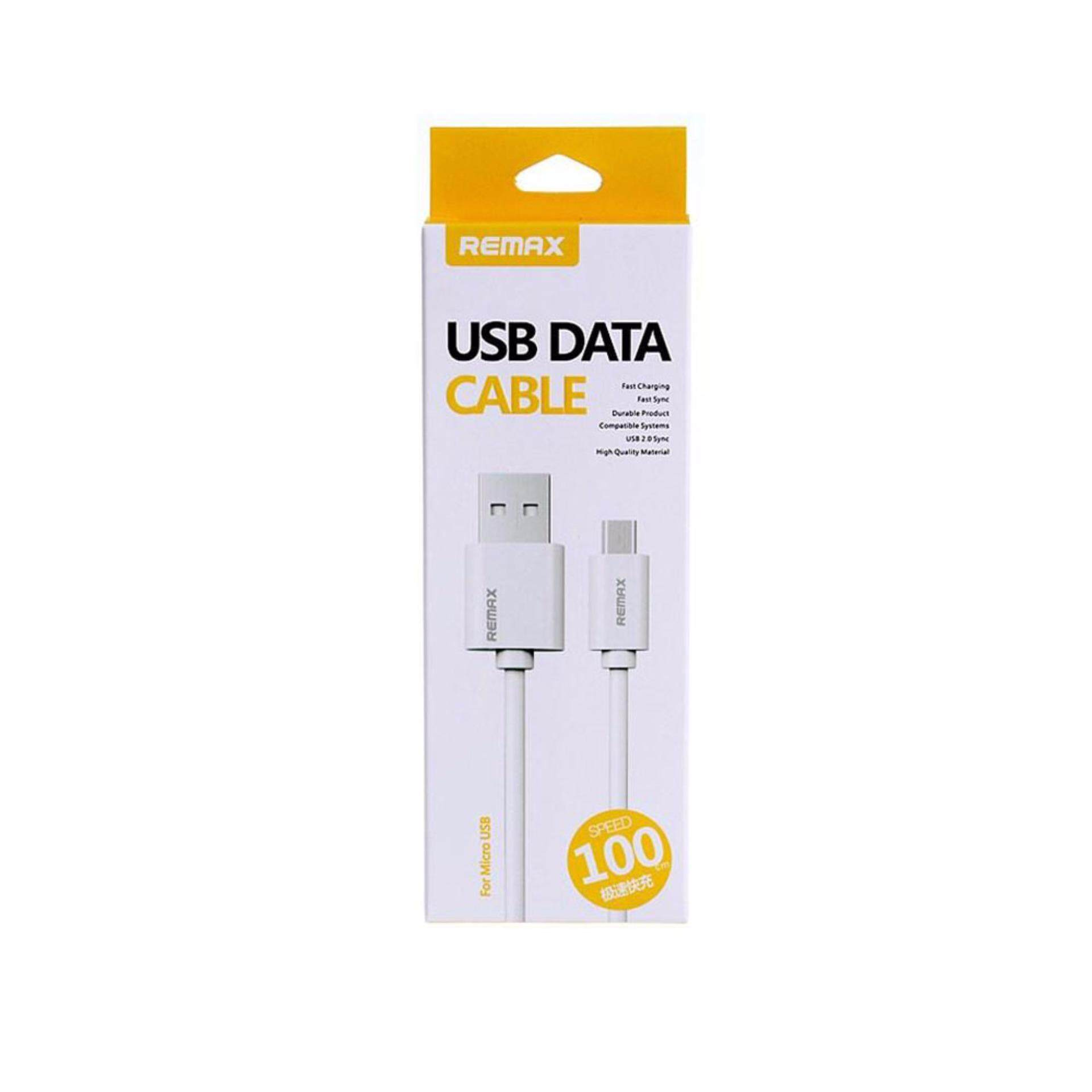 REMAX USB Data Cable For Micro USB (Data) 1M