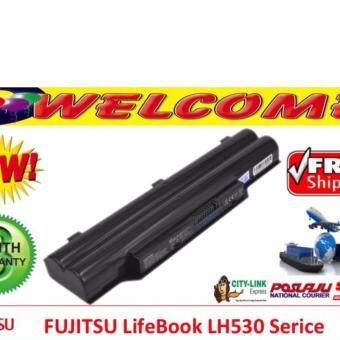 REPLACEMENT FUJITSU LifeBook A530/A531/AH530/LH530/PH520 SERIESLAPTOP BATTERY