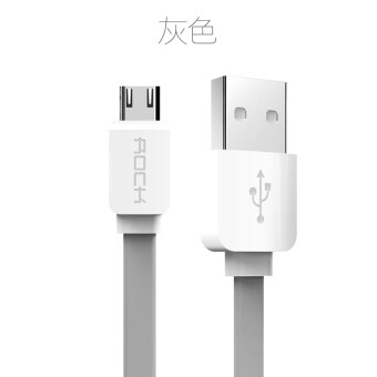 Harga Rock s6edge/oppor9s/r11plus/2a charging cable data cable