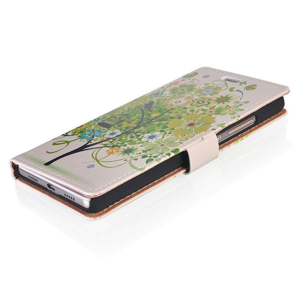 ... Leather Case For Sony Xperia Xz Xr Pisa Tower Wallet ... - Wallet Card Slots Kickstand Cover - intl . Source · Kulit dengan Mewah . Source · THB 247