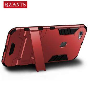 Rzants For V7+ / V7 Plus [Armor Series] Shockproof Kickstand Hard Back Cover Case