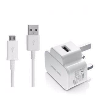 Harga Samsung 2.1A High Speed Charger with Mirco USB Cable (White)