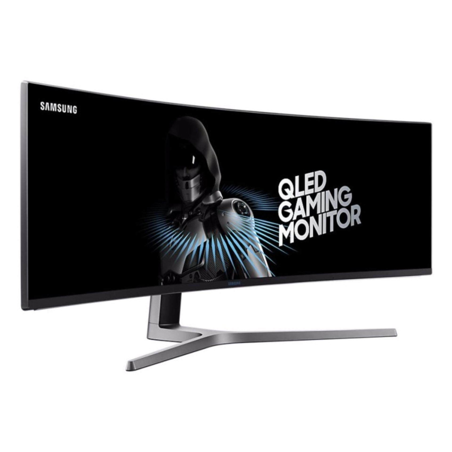 Samsung 49 QLED Gaming Monitor CHG90 with Super Ultra-Wide Screen LC49HG90DMEXXM Malaysia