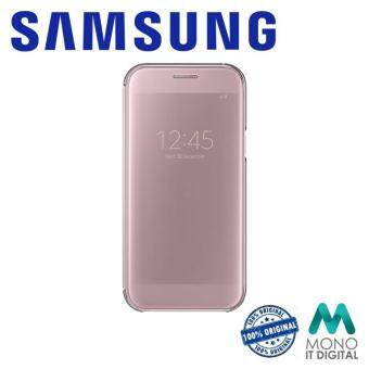 Features Samsung Galaxy A5 2017 Clear View Flip Cover Original