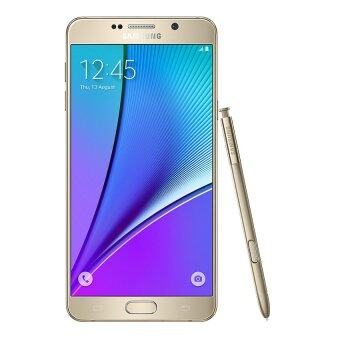 Samsung Galaxy Note 5 32GB (Gold)(Official Samsung Warranty)