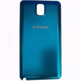Harga Samsung Note 3 Battery Cover (Glittery Green)