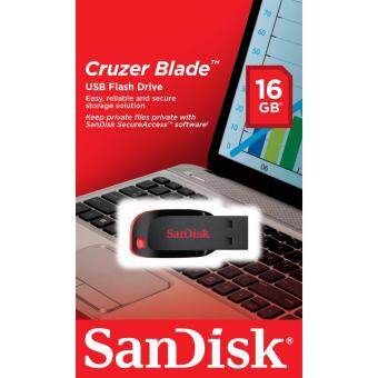 SanDisk Cruzer Blade 16GB Flash Drive
