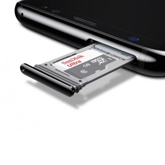 SanDisk Ultra 32GB 48MB/s C10 microSDHC UHS-I Memory Card