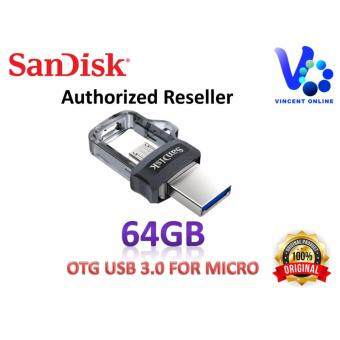 SanDisk OTG Drives OTG Drives Source · SanDisk Ultra Dual Drive 64GB m3 0 OTG USB Flash Drive