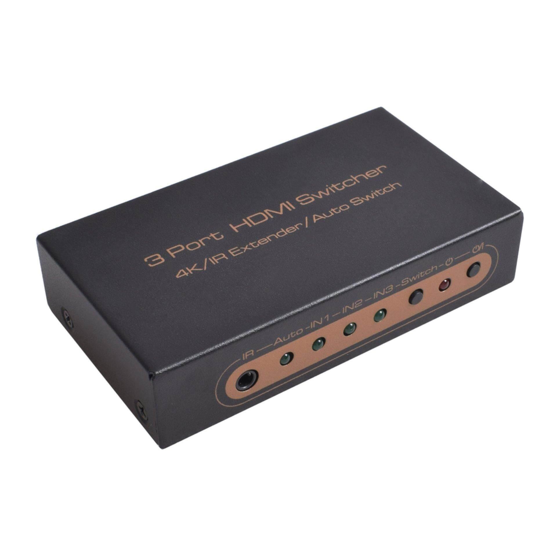 SAROWIN HDSW0013M2 HDMI 3x1 Switcher with IR Eye (v1.4)