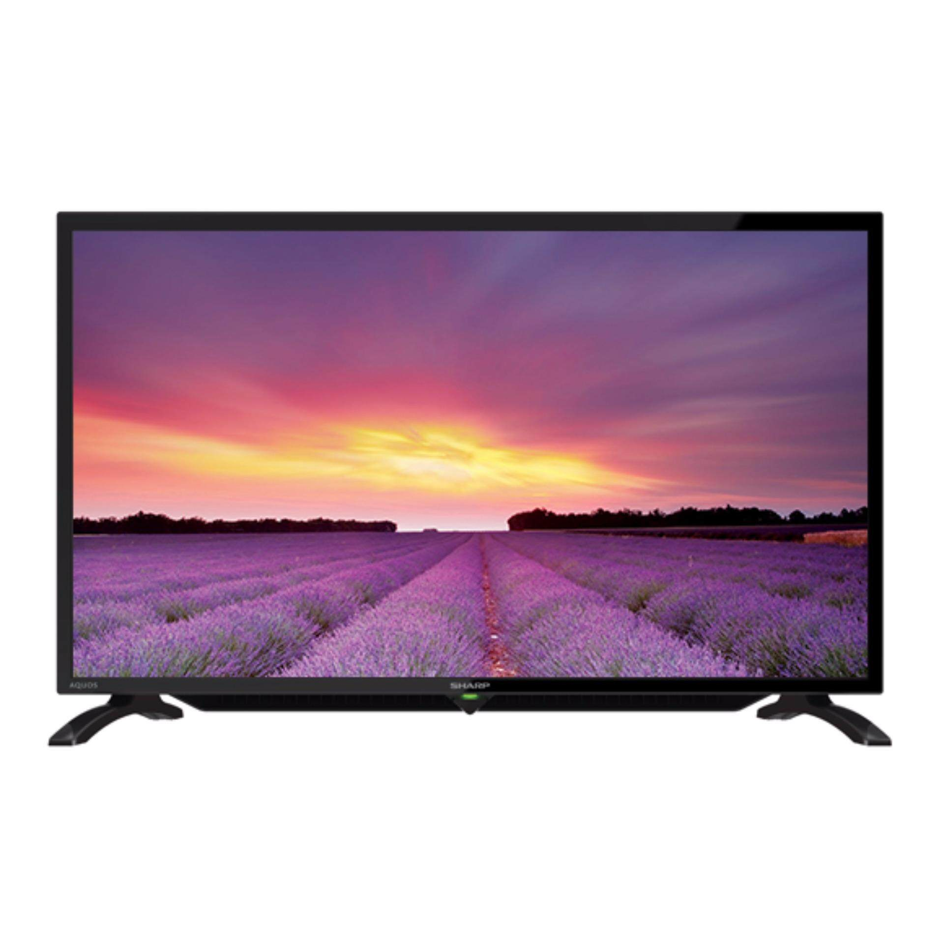 "Sharp 32"" HD READY LED TV LC32LE280X DVB-T2 (With USB Video, Photo & Music)"