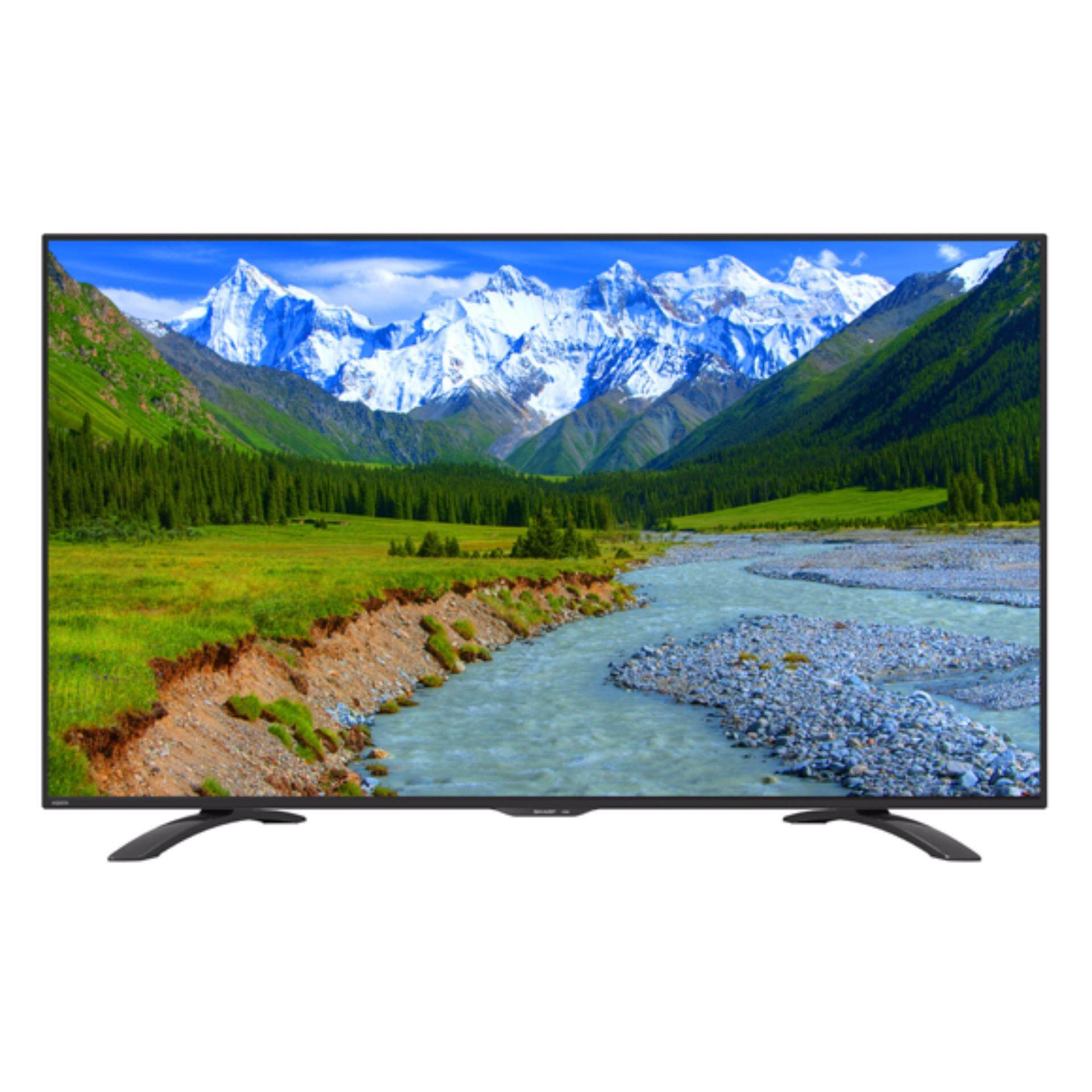 """Sharp 60"""" FULL HD LED TV with Digital Tuner LC60LE275X"""