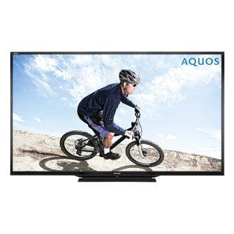 "Sharp 90"" 3D Smart Full HD LED Net TV - Aquos LC90LE740X"