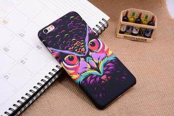 ... in Source · SHUNJIA Night Luminous Glow Owl Pattern Hard Case Cover For iPhone 6 6s
