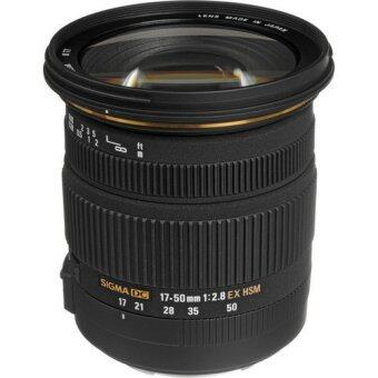 Harga Sigma 17-50mm F2.8 EX DC OS HSM Lens for Canon Mount