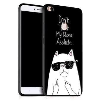 Silica Gel Soft Phone Case for Xiaomi Mi Max 2 (Multicolor)
