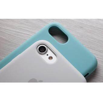 Silicone Protect Back Cover Case For Apple iPhone 7 plus (OceanBlue) - 4
