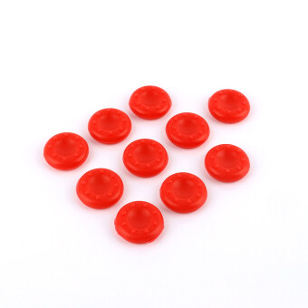 Harga Silicone PS2/3/4 Xbox 360/ONE Analog Controller Thumb Stick GripCover Set of 10(Red)