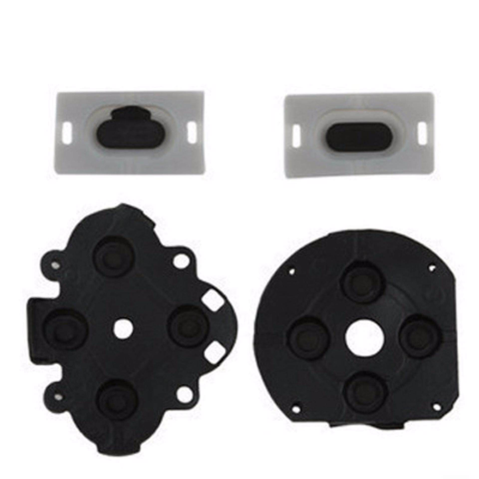 Silicone Rubber Conductive Contact Button D-Pad Pads Repair For PSP1000