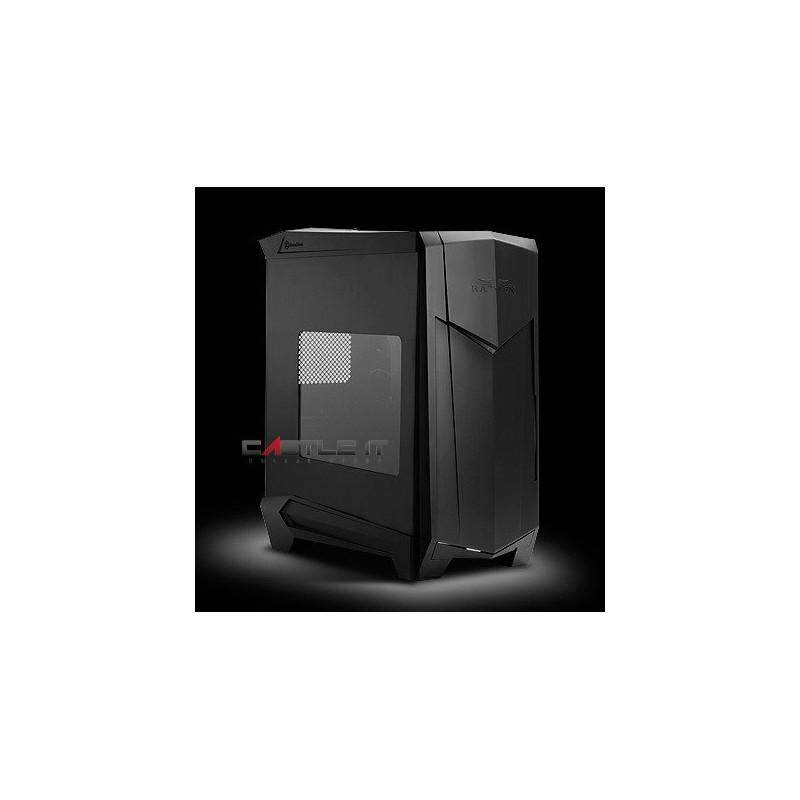 Silverstone Casing Atx Raven 5 Rv05 Window (Sst-Rv05B-W) Black Malaysia