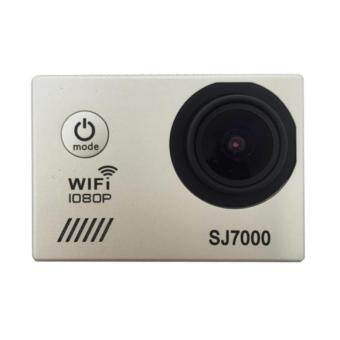 SJ7000 NEW 16MP 4K WIFI ACTION CAMERA (Silver)