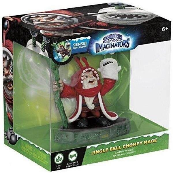 Skylanders Imaginators Jingle Lonceng Chompy Mage Eksklusif Natal-Internasional