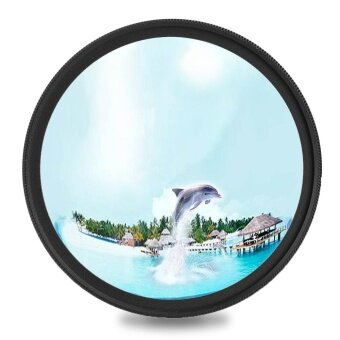 Harga Slim Clear UV Lens Filter Polarizer Lens Kit Protector (37mm)