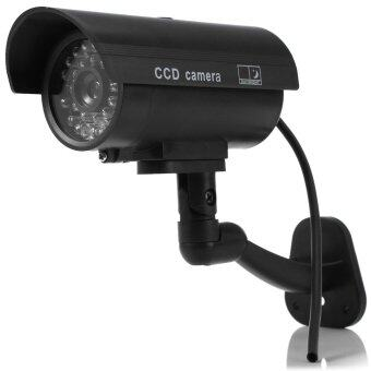 Small Dummy 90 Degree Rotating Camera (Black)