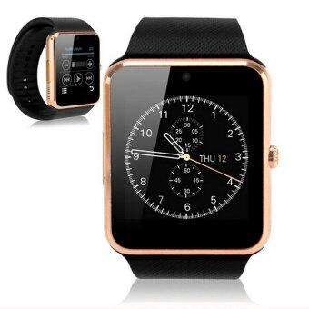 Harga Smart Iwatch Bracelet (Gold)