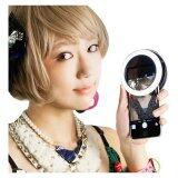 (RAYA 2019) SOKANO New Generation Selfie Light from Japan (For front and back camera)- Black
