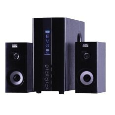 Sonic Gear Evo 3 Pro 2.1 Channel PC Speakers 2.1 New Model with Bluetooth , FM Radio , SD Slot , USB Slot ,Aux Input Malaysia