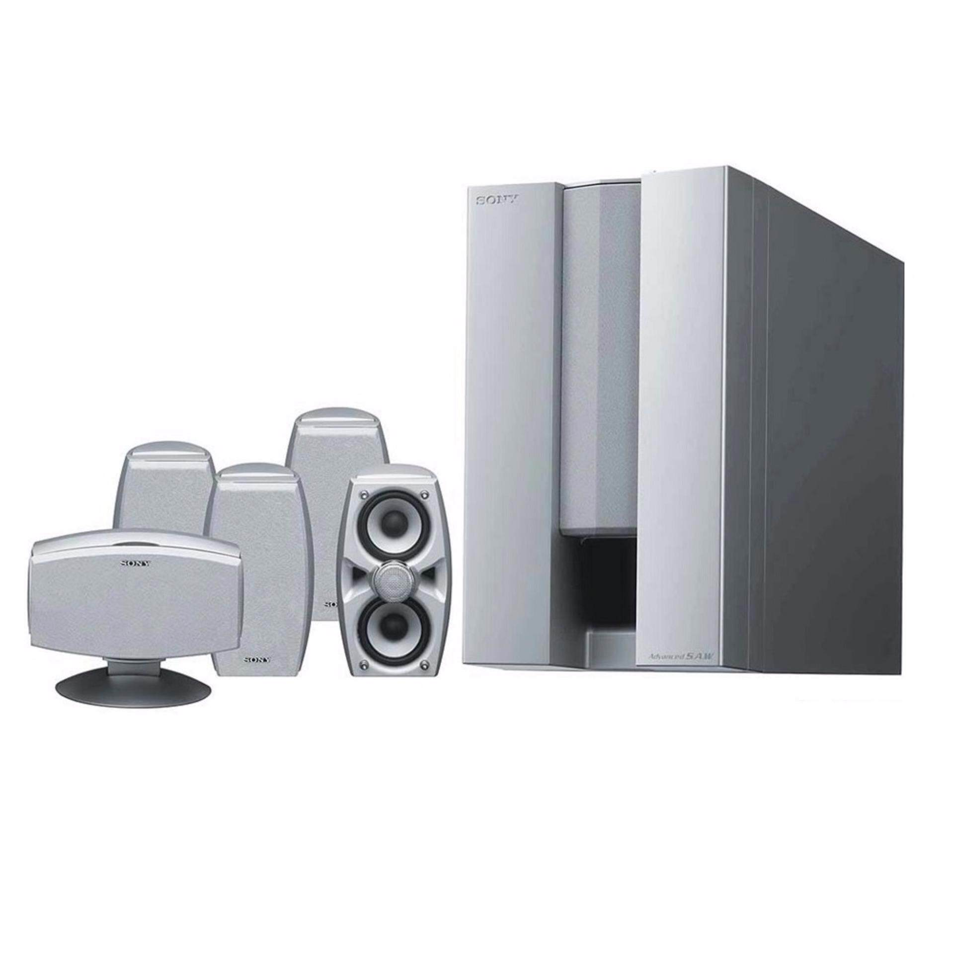 Sony home theater speaker 5 1 with active sub woofer sa ve535h lazada malaysia
