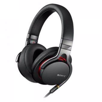 Harga Sony MDR-1A Stereo Hi Res Headphones High-Resolution Audio (Original) by Sony Malaysia - Black Colour