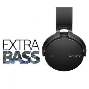 Sony MDR-XB650BT/B EXTRA BASS(TM) Wireless Headphones MDR-XB650BT (Original) from Sony Malaysia - Black Colour