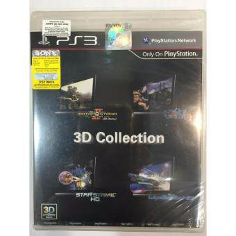 Harga SONY ORIGINAL PS3 - 3D COLLECTION