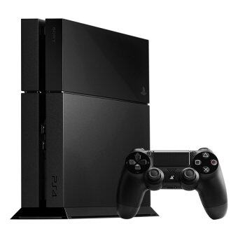Harga SONY PLAYSTATION 4 500GB (PS4) (SEA Official Warranty) Black