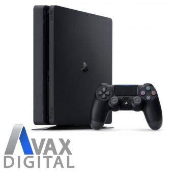 Harga Sony PlayStation 4 Slim Console CUH-2006B PS4 Player 1TB BlackColour CUH-2006B 1 Year Warranty By Sony Malaysia