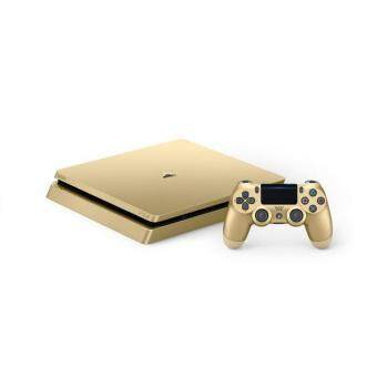 Harga SONY PLAYSTATION PS4 SLIM 500GB GOLD (1 YEAR WARRANTY)