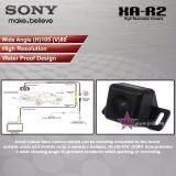 Sony XA-R2 CCD Waterproof design Car Reverse Backup Parking Rear View Camera