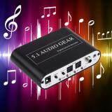 Harga Spdif Koaksial Digital Dts Ac3 5 1 2 1Ch For Sejalan Dekoder Audio Konverter 51 Amp Terbaru