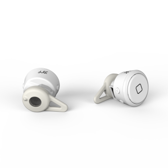 Stereo Bluetooth Earphone Earbuds Mini V4.1 Wireless Handsfree Universal Phone WHITE