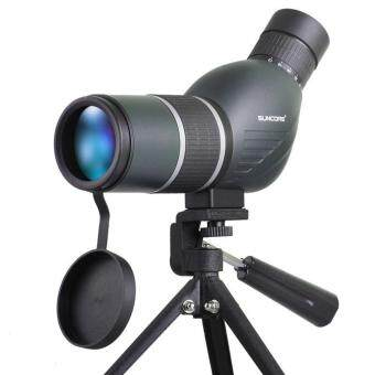 Suncore Spotting Scope Aerospace aluminum monocular telescope with Professional ultra compact tripod for bird-watching