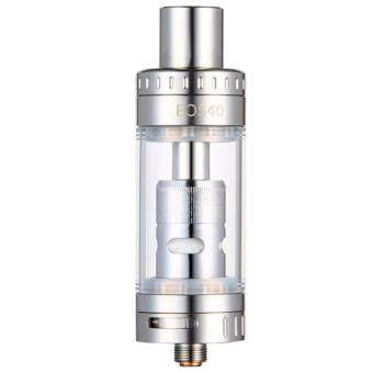 Harga Super Fast Marketing - Athena Eos40 Tank (SILVER) For Vape AndElectronic Cigarettes