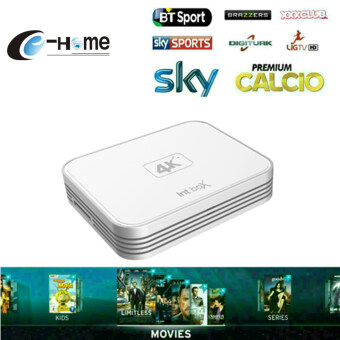 Super IPTV S912 2G 8G qcta Core i7 intbox TV box live channel 4000VOD Movies Europe iptv Italy IPTV Android 6 2G / 2.4GHz MediaPlayer