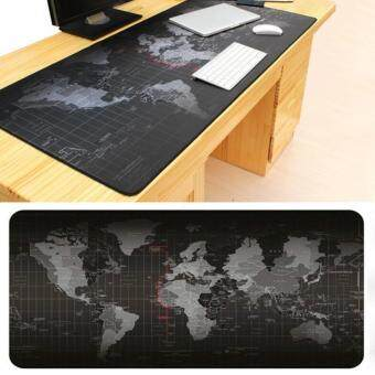 Super Large Size World Map Speed Game Mouse Pad Laptop GamingMousepad Practical Office Desk Resting Surface